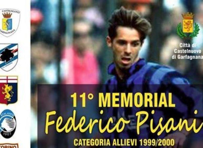 "MEMORIAL ""FEDERICO PISANI"" A CASTELNUOVO DI G"