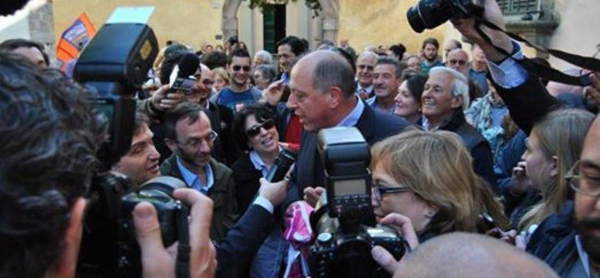 Cinque anni fa diventavo sindaco di Lucca