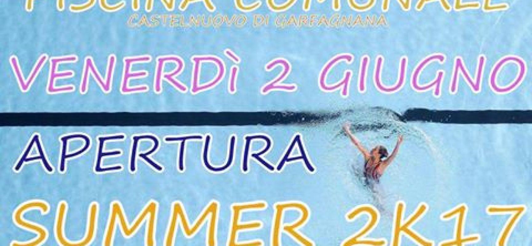 Castelnuovo di garfagnana venerd 2 giugno apertura piscina comunale verde azzurro notizie - Piscina comunale capannori ...