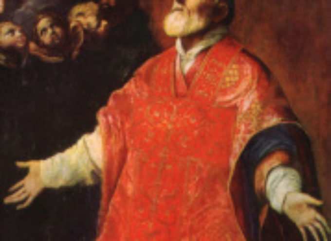 Il santo di oggi, 26 Maggio: San Filippo Neri