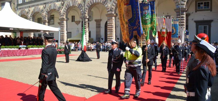 LUCCA – IL 71° COMPLEANNO DELLA REPUBBLICA: UNA FESTA DELLA CITTA'