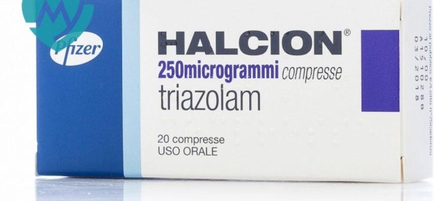 Farmaci, AIFA dispone ritiro precauzionale sonnifero HALCION