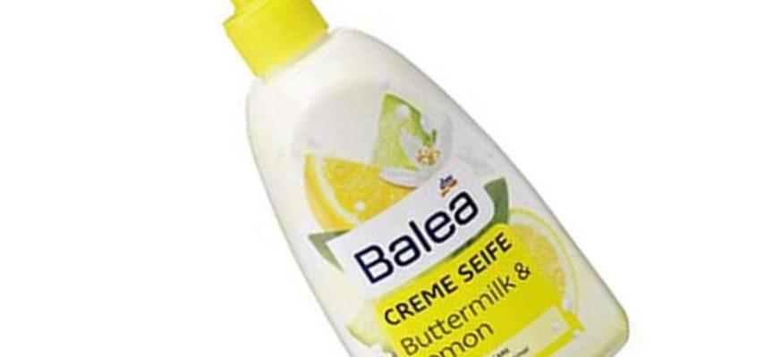 Allerta consumatori RAPEX per sapone liquido, rischio microbiologico.