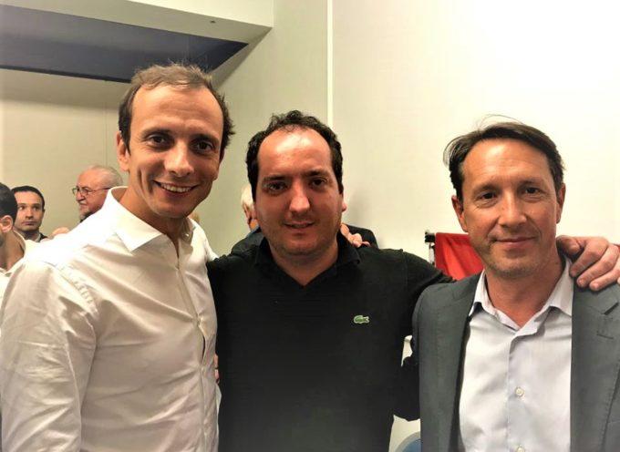 """Cesari (Lega Nord) """" Proponiamo tante idee per migliorare Lucca con Remo Santini sindaco""""."""