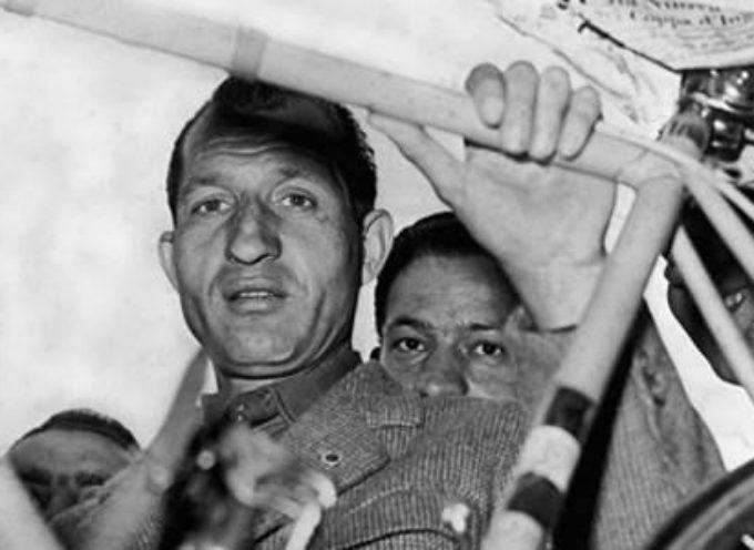 GINO BARTALI, IL CAMPIONE CHE CON LA SUA BICICLETTA SALVÒ CENTINAIA DI EBREI