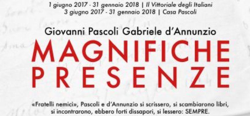 CASTELVECCHIO PASCOLI – INAUGURAZIONE  MOSTRA MAGNIFICHE PRESENZE
