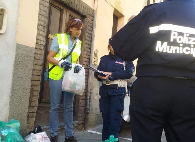130 sanzioni effettuate sul territorio dal Nucleo ambientale della Polizia municipale di lucca