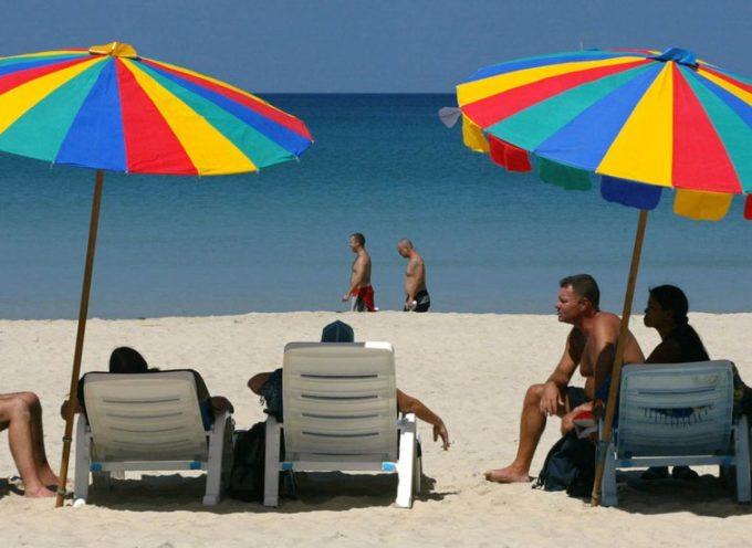 Spiagge e pinete aperte già nel week-end a Viareggio