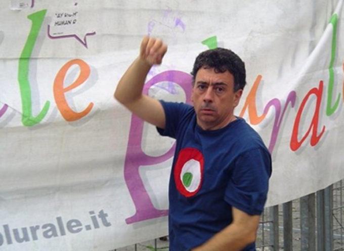 LUCCA – Stefano Ciccone parla di come gli uomini possano uscire dal tunnel della violenza e camminare assieme le donne