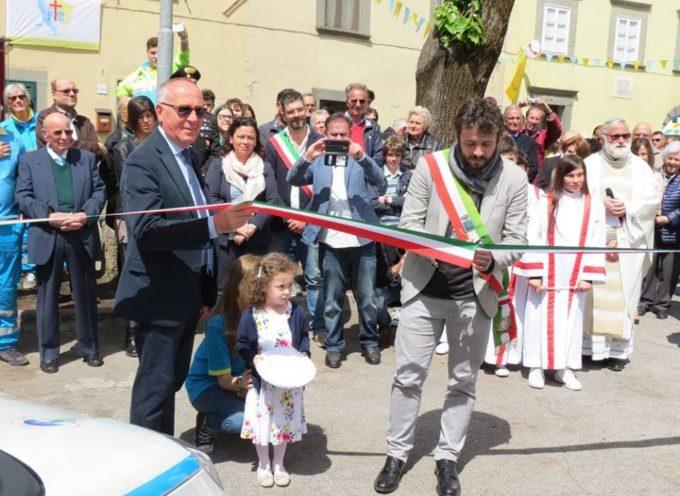 Festa grande a Cerreto per la Misericordia di Borgo a Mozzano