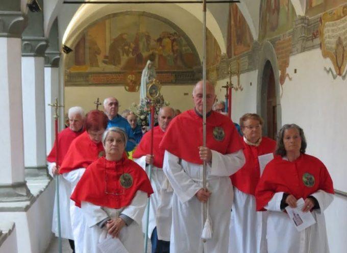 La Misericordia di Borgo a Mozzano celebra il centenario dell'apparizione della Madonna di Fatima