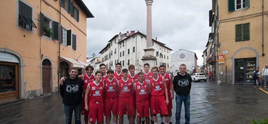 La Lombardi Lucca espugna Orvieto, chiude la fase interregionale al secondo posto ed entra nelle Top 24 d'Italia