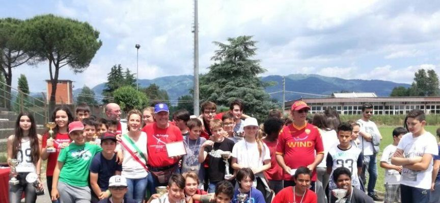 CAPANNORI – I VINCITORI DEL SESTO 'TROFEO AELIANTE'