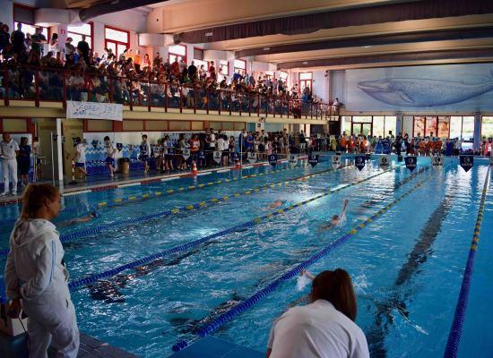 """ASD Nuoto Lucca vince il secondo trofeo """"Campus Maior"""""""