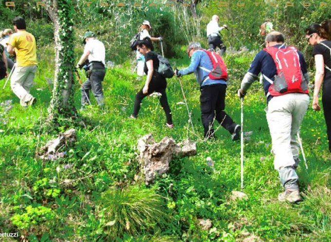 il 6 MAGGIO con il gr toscana outdoor escursione alle nubache sulle colline lucchesi