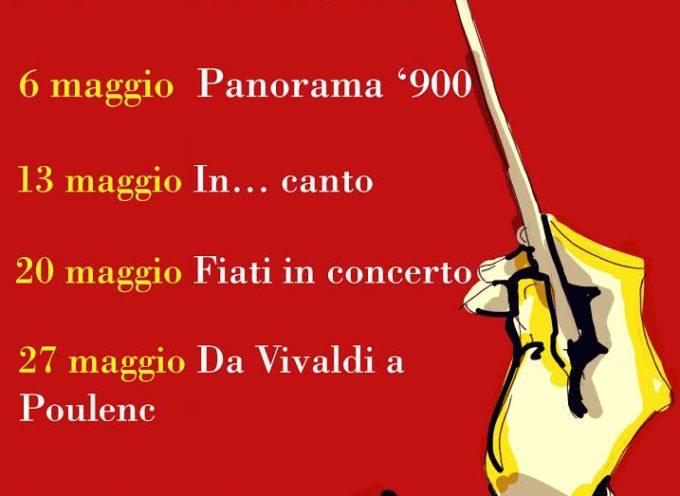 Fiati in concerto a Sant'Agostino.