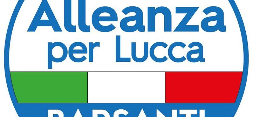 Elezioni: alcuni nomi della lista civica Alleanza per Lucca in sostegno di Barsanti