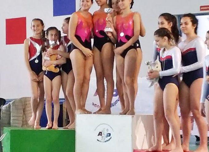 Per il secondo anno consecutivo le ragazze della Rosa di Seravezza rappresenteranno la Toscana alle finali nazionali di ginnastica
