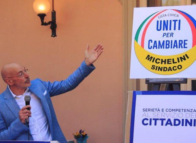 Presentazione della lista civica UNITI PER CAMBIARE – Michelini Sindaco