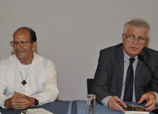 lucca – Il candidato al Nobel per la Pace Padre Solalinde ricorda Fratel Arturo Paoli