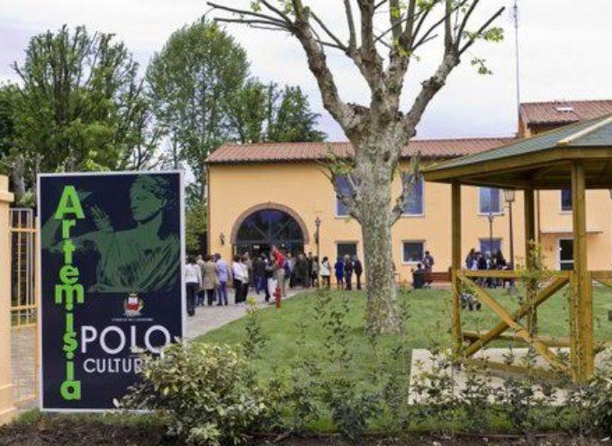 CAPANNORI – AL VIA L'APERTURA SERALE DEL POLO CULTURALE ARTEMISIA: