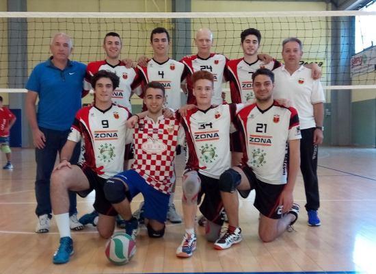 Club Mazzoni Pistoia si aggiudica  la seconda  edizione del quadrangolare maschile organizzato dalla  Pallavolo  Garfagnana.