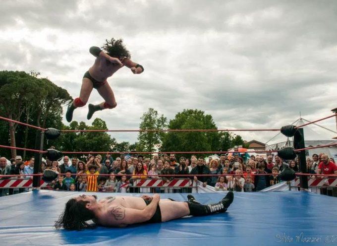 """Torna a Marginone il grande wrestling . Sabato 6 Maggio alle 21 lo show """"Wildboar…Il Giorno del Giudizio"""""""