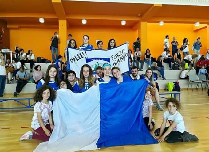 Pallavolo Garfagnana si è qualificata per il prestigioso trofeo, regionali uisp under 13