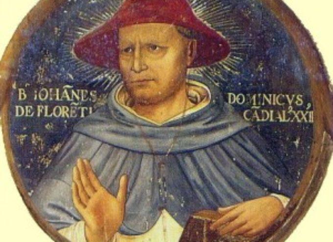 Il Santo del giorno, 10 Giugno: Beato Giovanni Dominici