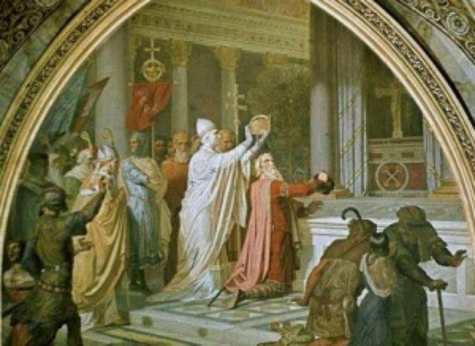 Il Santo del giorno, 12 Giugno: Papa Leone III