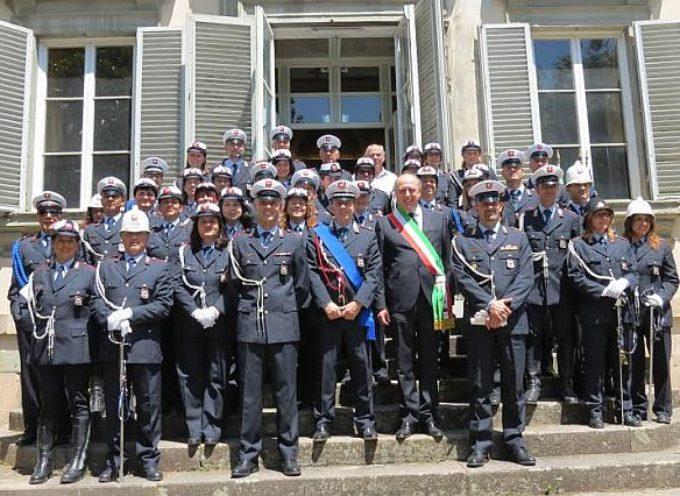 LUCCA – La Polizia Municipale celebra il 166° anniversario della fondazione