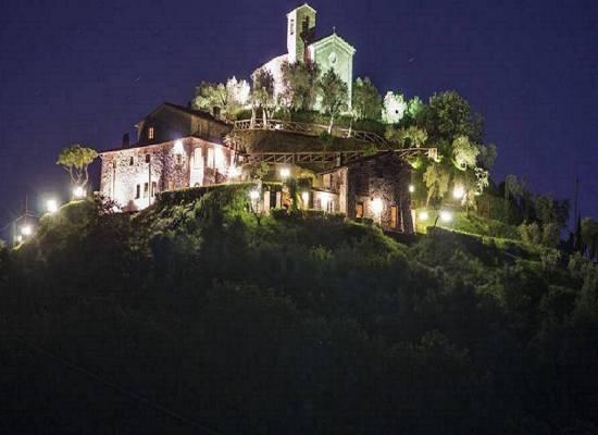 IL Castello di Mammoli.