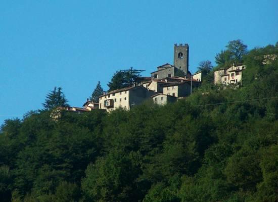 La Rocca, Borgo a Mozzano