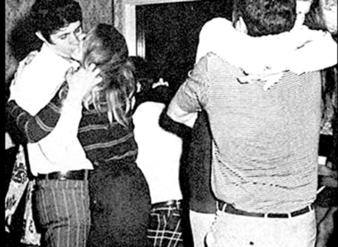 le feste in casa, anni 70 bei tempi