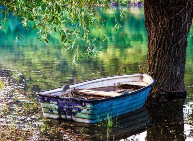 IL Lago di Gramolazzo. (Garfagnana, Lucca)