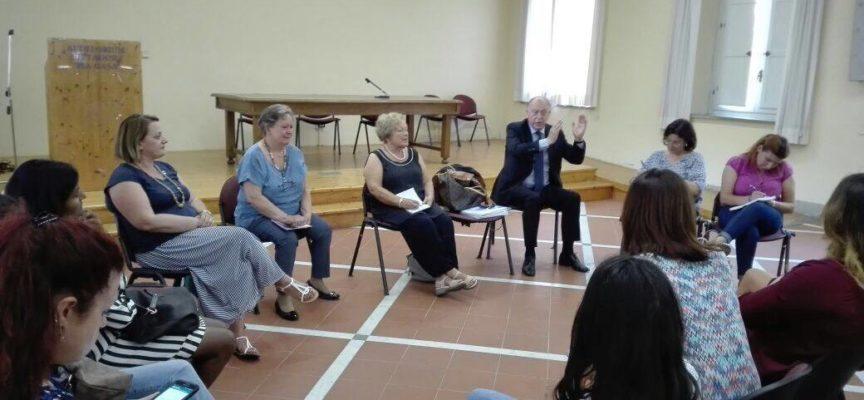 ALESSANDRO TAMBELLINI CANDIDATO A SINDACO DI LUCCA