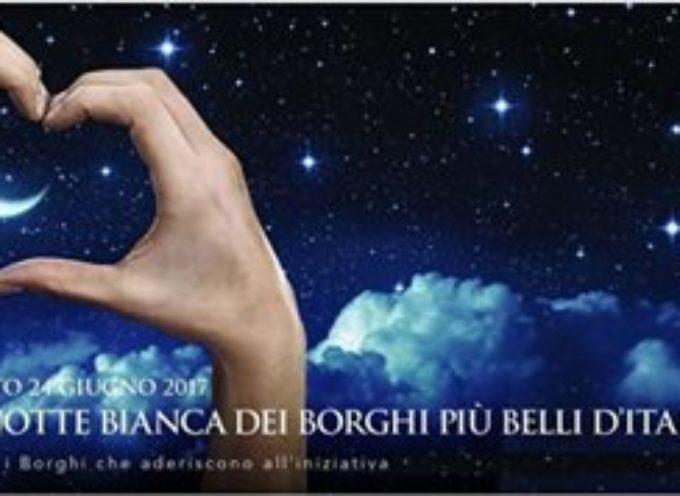I Borghi più belli d'Italia,  La Notte Romantica a Coreglia Antelminelli