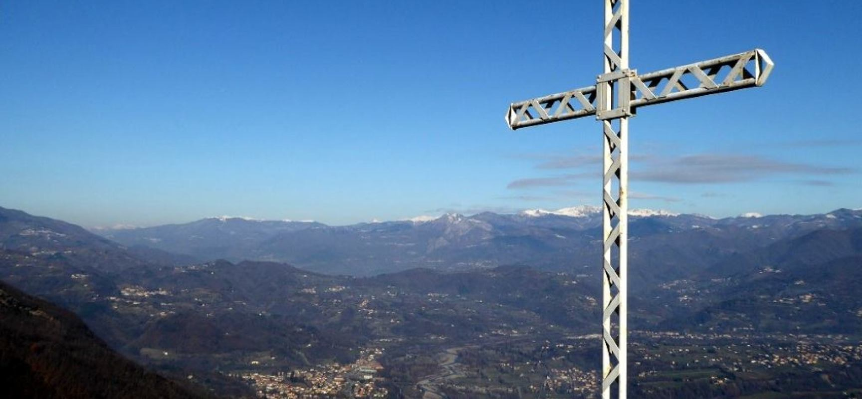 Gallicano  Il Monte Palodina luogo dei mille misteri.