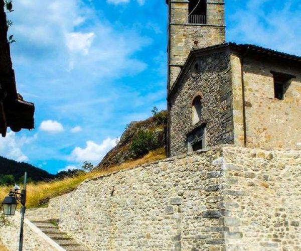 BORGO E´ BELLEZZA 2017 A  San Romano (Borgo a Mozzano)