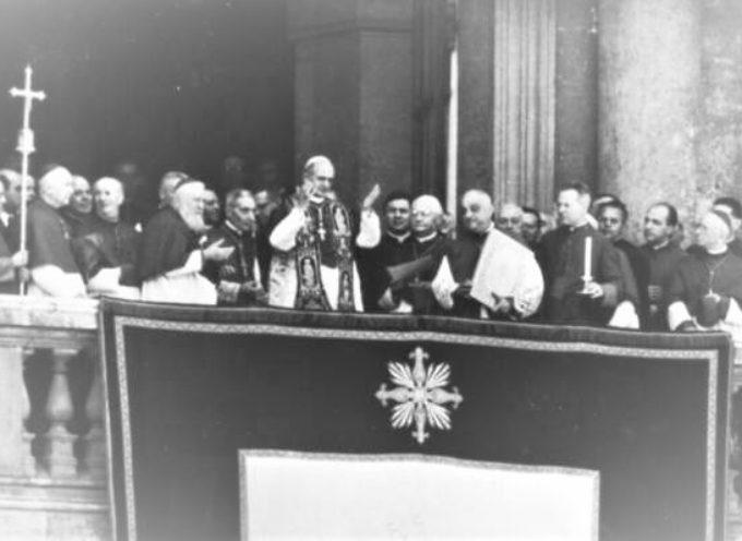 Accadde oggi, 21 Giugno 1958: viene eletto Papa Paolo VI°