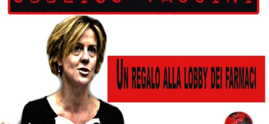 VACCINI, UN REGALO ALLA LOBBY DEI FARMACI: OBBLIGATORI SOLO IN ITALIA