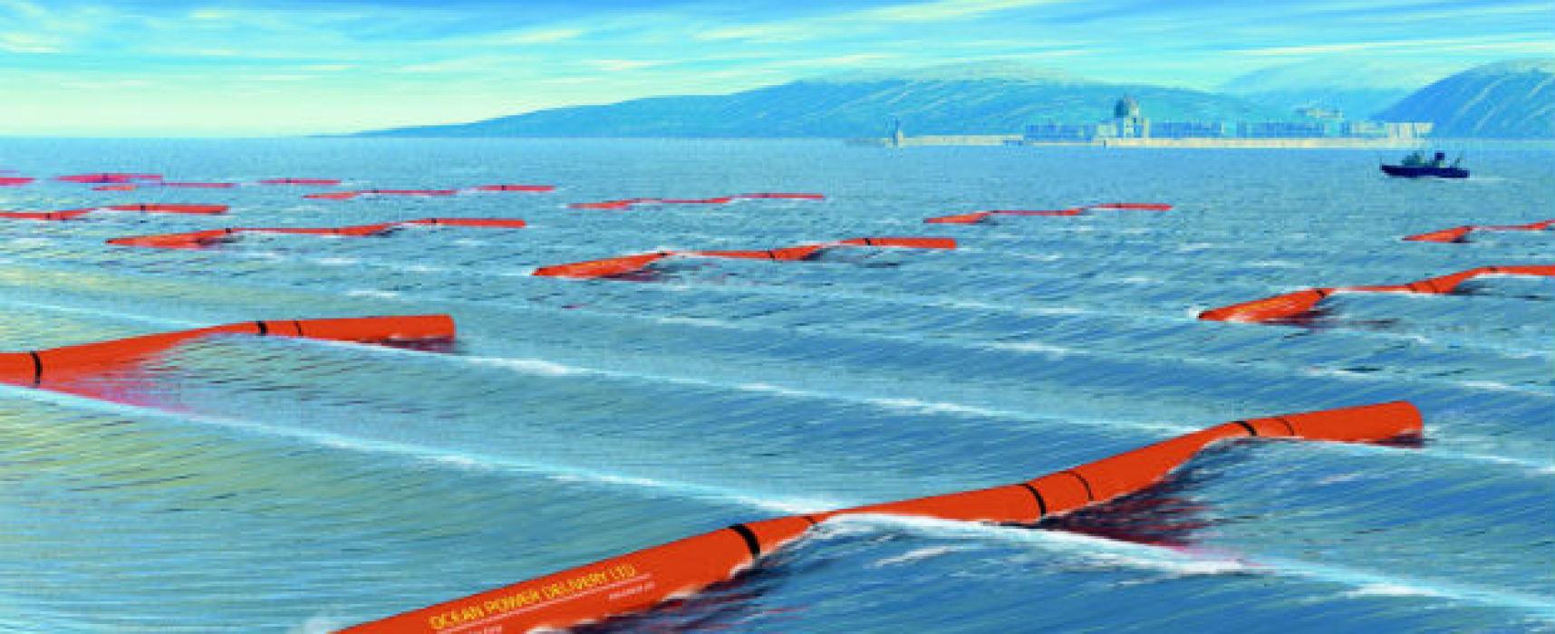 una nuova tecnologia per la produzione di energia elettrica dal gradiente salino
