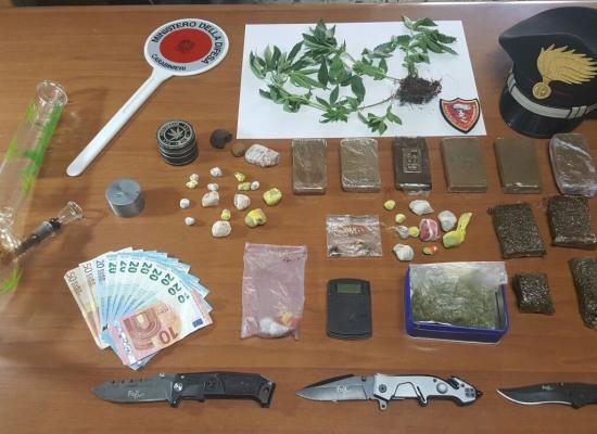 capannori – arrestato uno studente per spaccio di droga