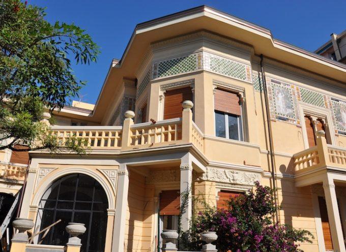 """A Villa Argentina il romanzo visionario """"Città senza semafori e case con le ruote"""""""