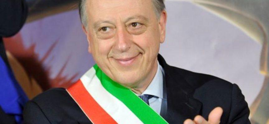 ALESSANDRO TAMBELLINI E IL NUOVO SINDACO DI LUCCA