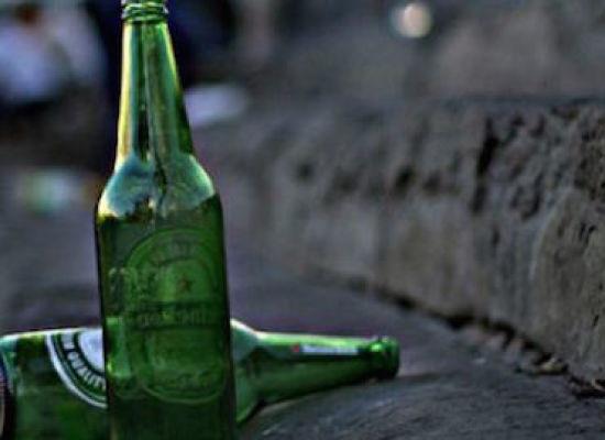 l'ordinanza per contrastare il consumo di bevande alcoliche nei parchi pubblici DEL COMUNE  DI LUCCA