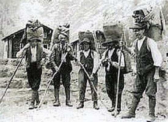 """Una millenaria storia: il contrabbando di sale in Garfagnana e le famigerate """"vie del sale"""""""