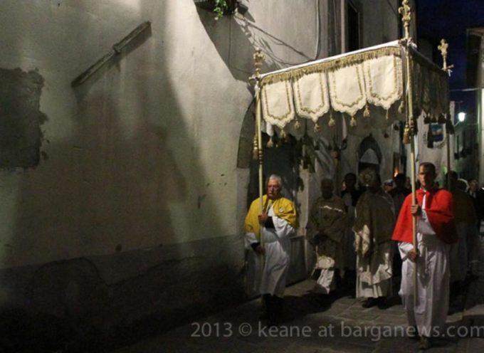 A Barga la processione del Corpus Domini