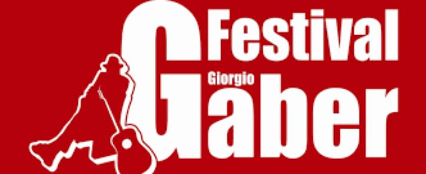 CAMAIORE IL FESTIVAL GABER  2017