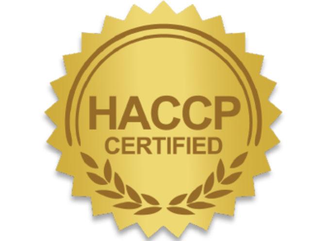Haccp, iscrizioni aperte per un nuovo corso  per addetto attività alimentari complesse